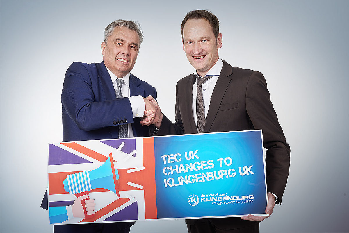 Name change of TEC UK LTD to Klingenburg U.K. LTD